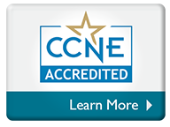 Accredited by CCNE