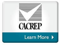 Accredited by CACREP